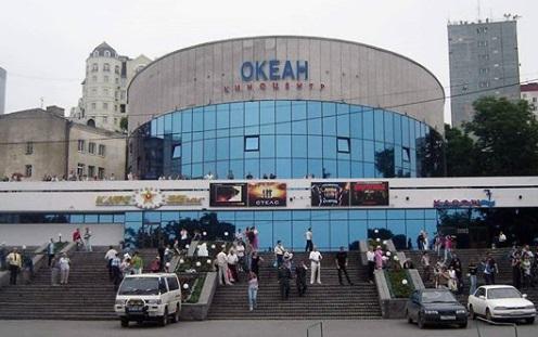 Впопулярном кинотеатре Владивостока эвакуировали зрителей