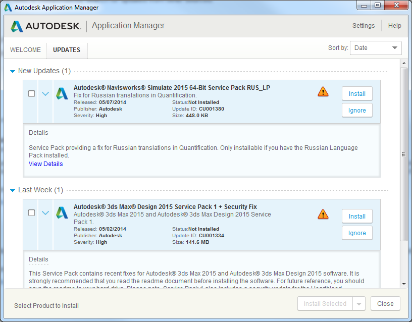 About Application Manager - Autodesk