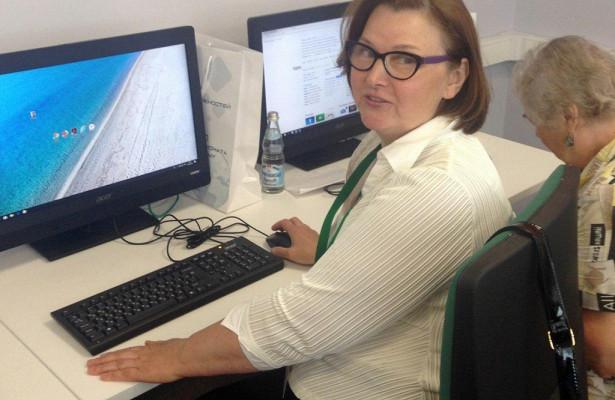 Жительницы Выхина-Жулебина выступили начемпионате покомпьютерному многоборью