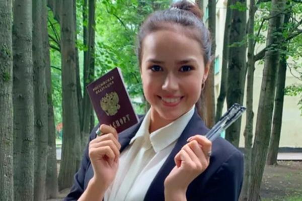 Загитова рассказала отом, какполучила водительские права