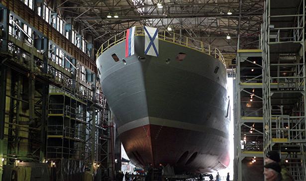 ВПетербурге представители ВМФРоссии обсудили вопросы кораблестроения