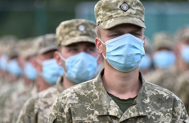 Украина захотела больше НАТО насвоей территории