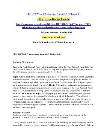 Buy annotated bibliography assignment