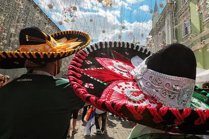 Мексиканский болельщик пропал безвести после свидания сроссиянкой