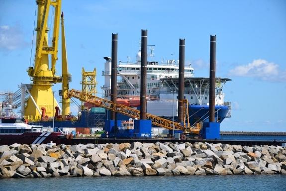 Дания: Nord Stream 2непредставил график работ погазопроводу