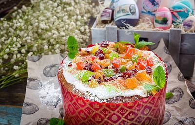 Сладость неземная: рецепты идеального кулича ипасхи отЕлены Чекаловой