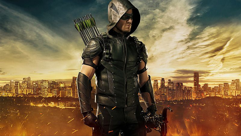 Watch Arrow Season 4 - Watch Series Online