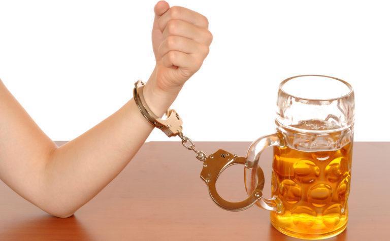Как избавиться от сущности алкоголизма