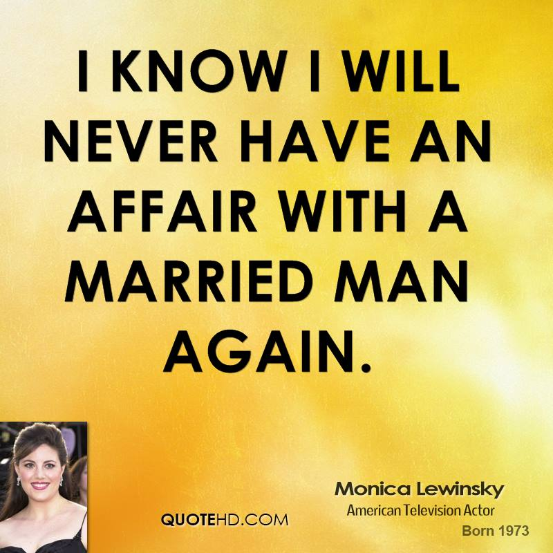 Quotes for dating a married man