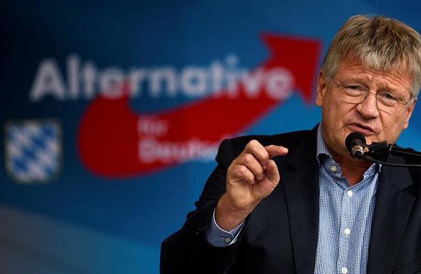 Бундестаг оштрафовал «Альтернативу дляГермании»