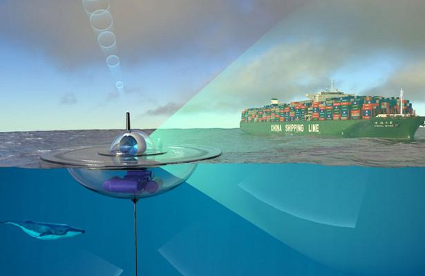 Военные СШАразместят вокеанах сеть датчиков