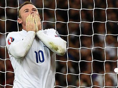 Уэйн Руни несыграет втоварищеском матче Англия— Испания