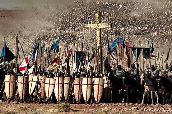 7самых любопытных фактов окрестовых походах