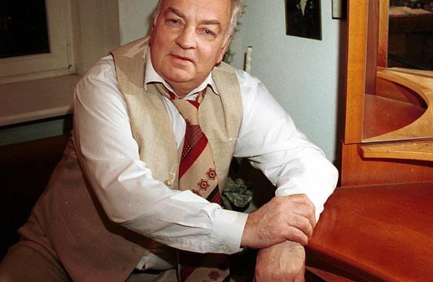 Михаил Державин, каким онбыл