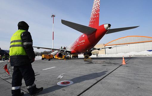 Прибытие пяти рейсов вЯкутск отложено из-заснегопада