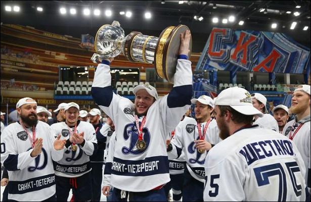 «Мызаслужили этот кубок». Новый чемпион изПетербурга, который даже круче СКА