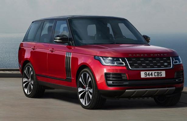 Range Rover за17млнрублей— самое дорогое авто продали вНовосибирске