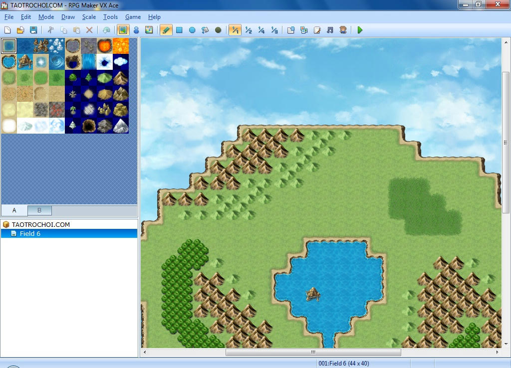 RPG Maker VX - Free download and software reviews