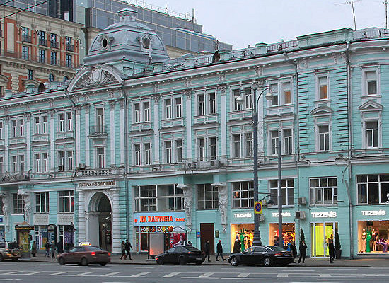 Власти ввели длямосковских театров новую формулу финансирования