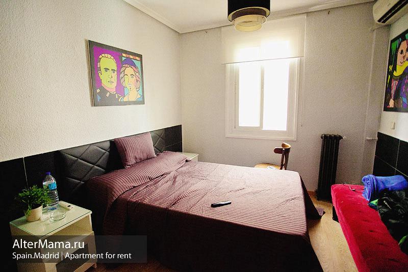 Снять квартиру в мадриде испания
