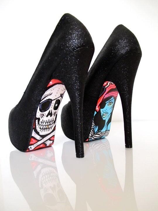 Туфли от taylor reeve