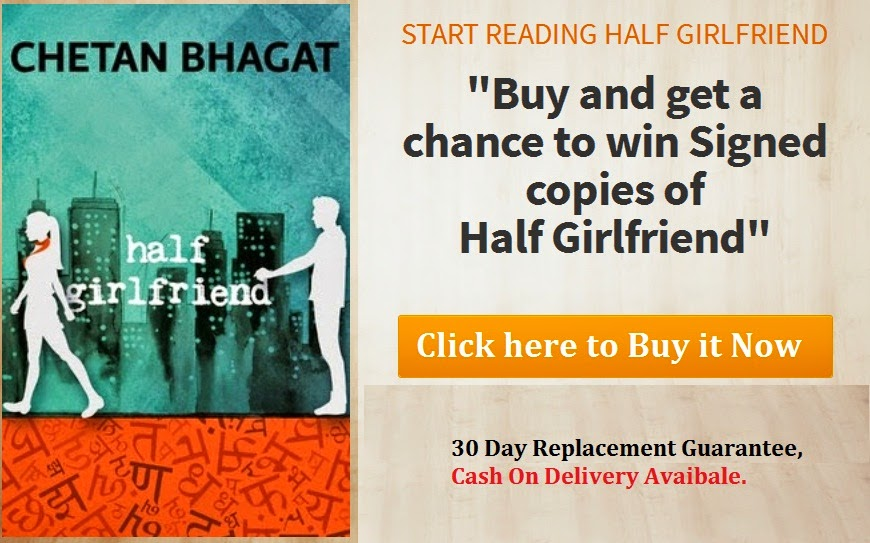Half Girlfriend Book And Movie Details