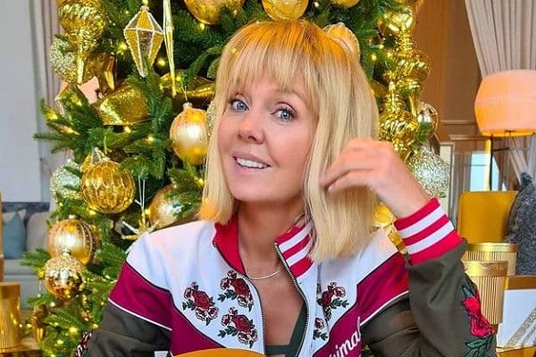 Валерию затравили запоздравления скатолическим Рождеством