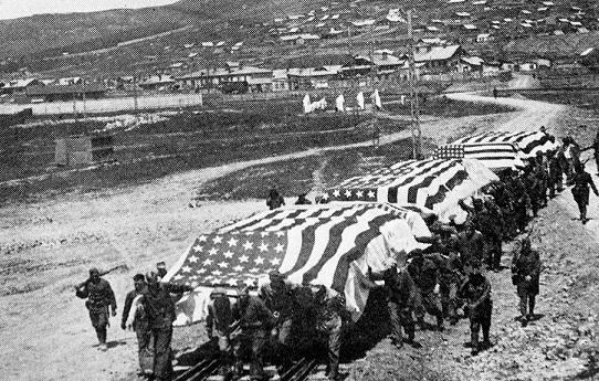 Сколько русские убили американцев вовремя Гражданской войны