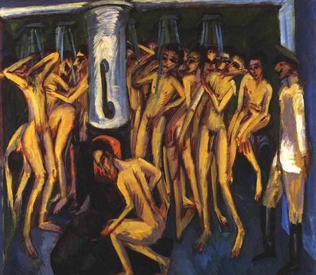 Фонд Гуггенхайма вернет наследникам еврейского арт-дилера картину Кирхнера