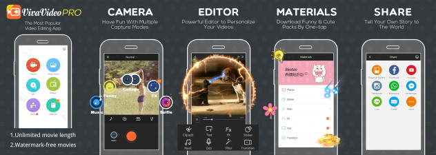 Free Movie Editor APK Download - Free undefined APP