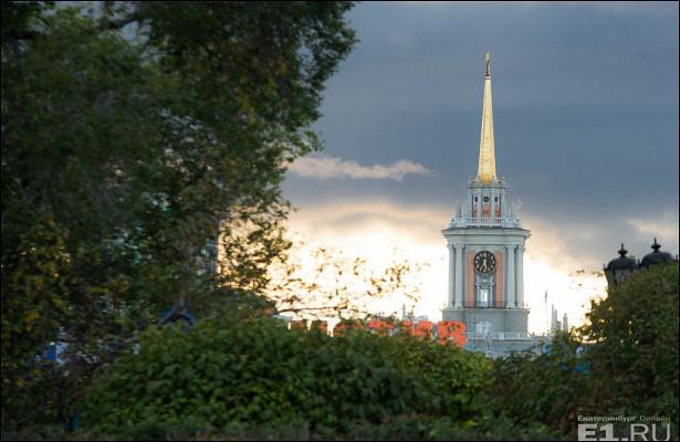 Екатеринбург затридня. День первый: шубы, ратуша, фонтан