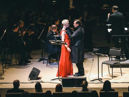 ВСамаре покажут симфонический спектакль «Мастер иМаргарита»