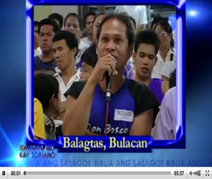 Ang dating daan debate downloading