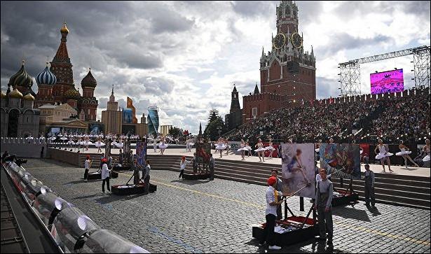 Более 11млнчеловек отпраздновали День города вМоскве, заявили вмэрии