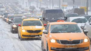 Таксист сбил пешехода сколяской вМоскве