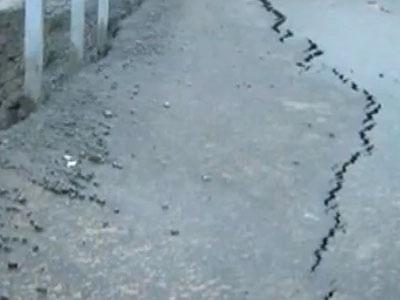 Дорогу за29миллиардов смыло дождем