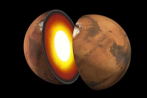 20км: ученые впервые измерили кору Марса