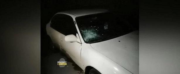 ВНовосибирске сотрудники ГИБДД избили водителя дубинками