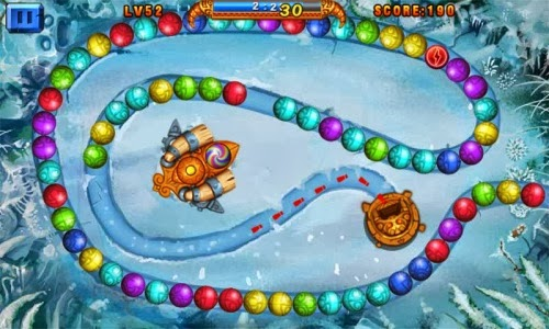 Zuma Deluxe - PC Full Version Game Free Download
