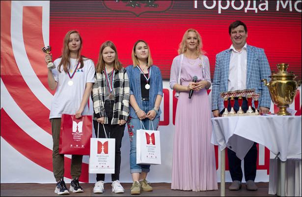 Воспитанник шахматной школы имМ. М, Ботвинника сыграет засборную столицы висторическом онлайн-матче