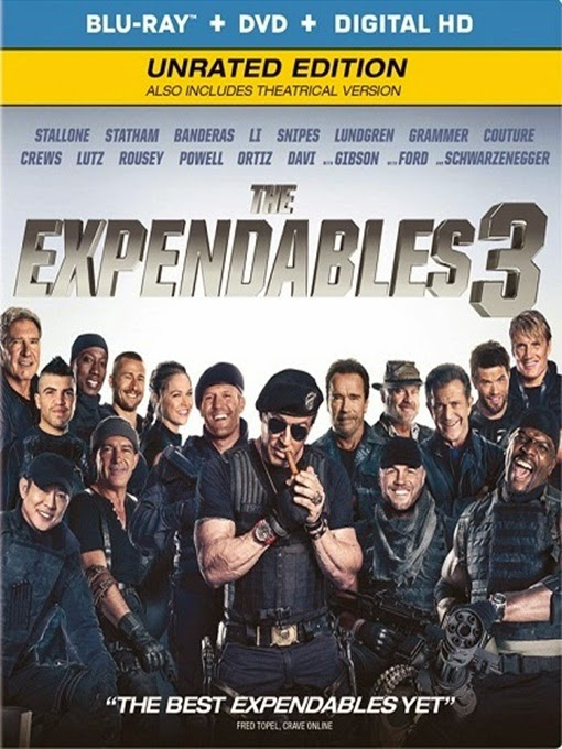 The Expendables 3 (2014) Hindi Dubbed BRRip Full HD Movie