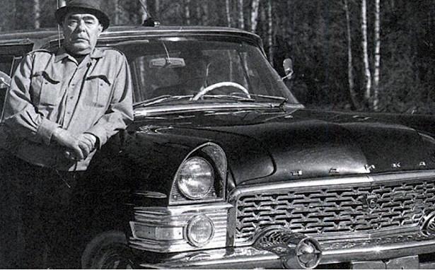 «Чайка» идругие легендарные советские автомобили