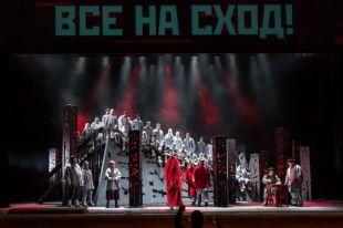 Воронежская опера «Родина электричества» номинирована на«Золотую маску»