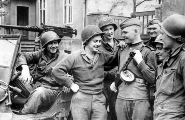 Чемрусские солдаты лучше американских