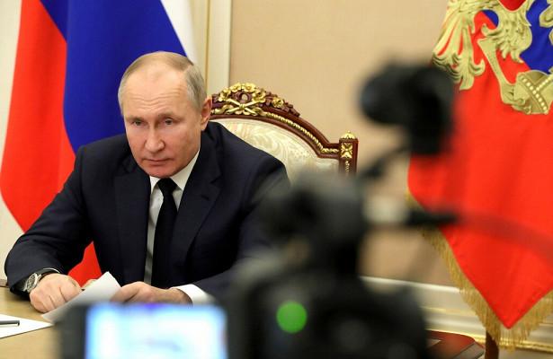 Олигархи попросили уПутина налоговые льготы натриллионы рублей