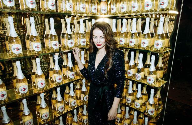 Светская Москва навечеринке Martini наВинзаводе