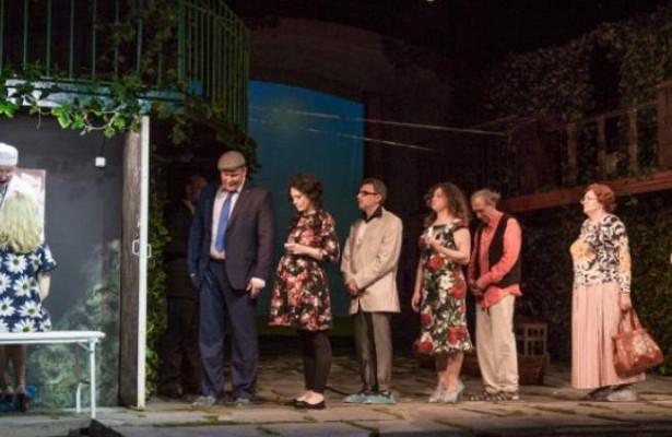 Московский театр «Школа современной пьесы» открывает юбилейный 30-йсезон