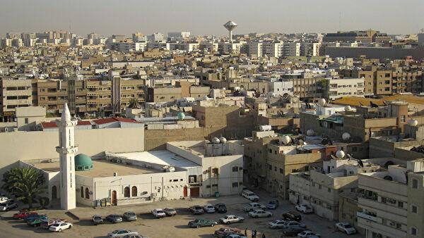 Взрыв прогремел вЭр-Рияде