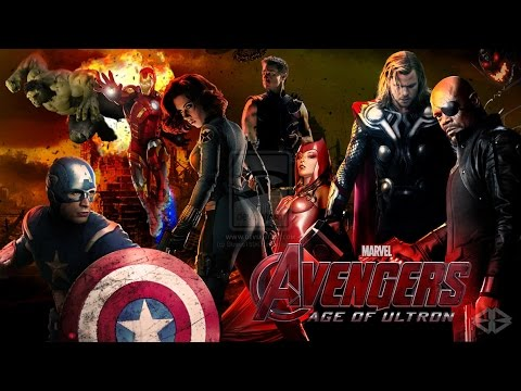 The Avengers 2: Age of Ultron (2015) Full Movie Watch Online