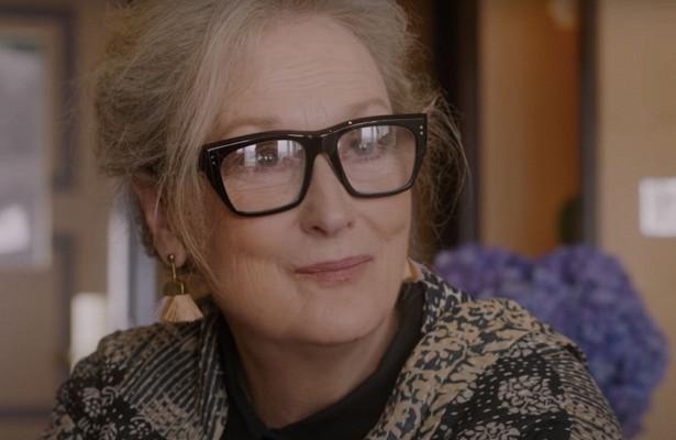 Мэрил Стрип втрейлере нового фильма Стивена Содерберга «Пусть говорят»